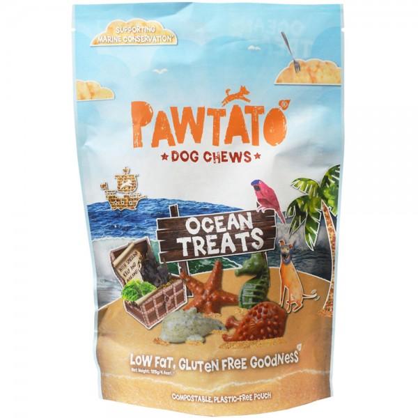 Benevo Pawtato Ocean Treats 125g