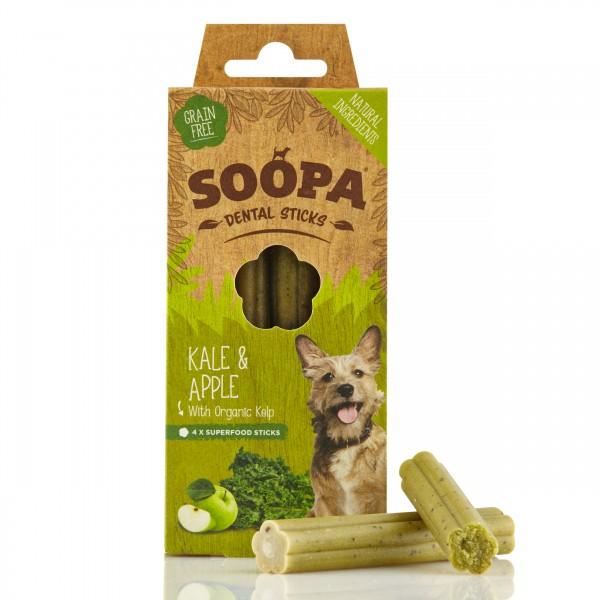 Soopa Kale & Apple Sticks 100g
