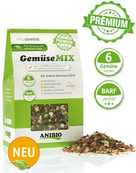 Anibio Gemüse - MIX Probe 50g