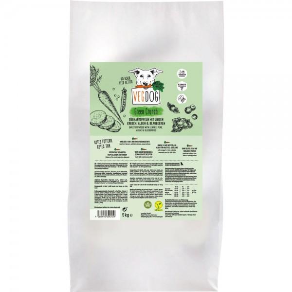 VEGDOG GREEN CRUNCH 5kg