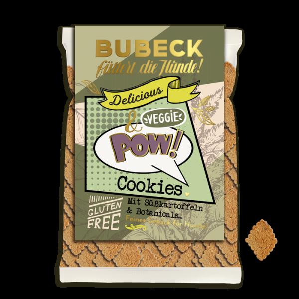 Bubeck VEGGIE POW! Cookies 210g (glutenfrei)