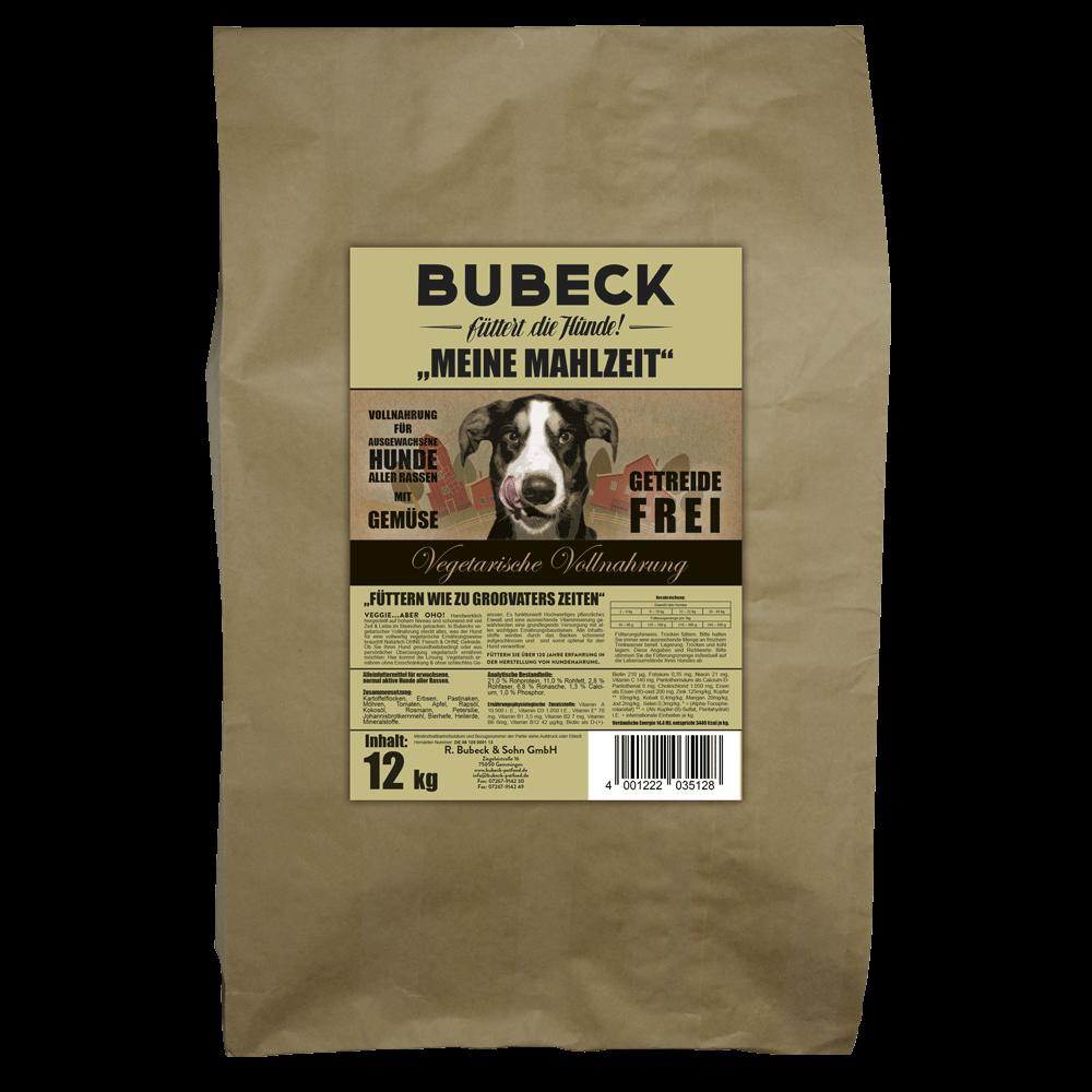 """Bubeck """"Meine Mahlzeit"""" Vegetarisch 12kg"""