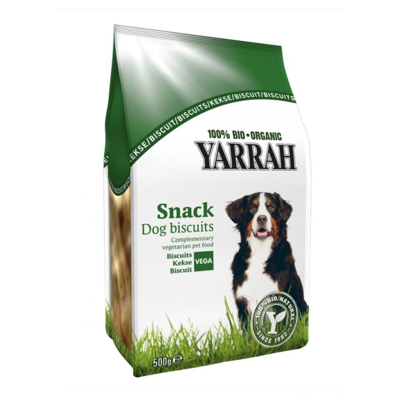 Yarrah Dog Biscuits 500g