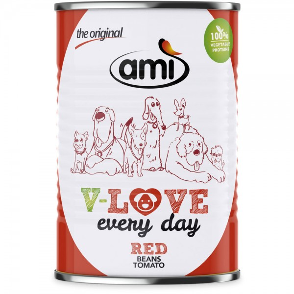 Ami V-LOVE RED 400g