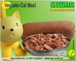 Vegusto Cat Maxi 500g -Vorbestellartikel-