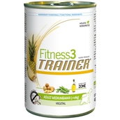 Fitness3 Trainer Adult Medium & Maxi Vegetal 400g