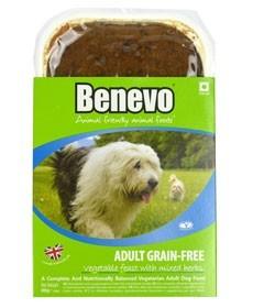 Benevo Grain-Free Gemüseschmaus mit Kräutern 395g