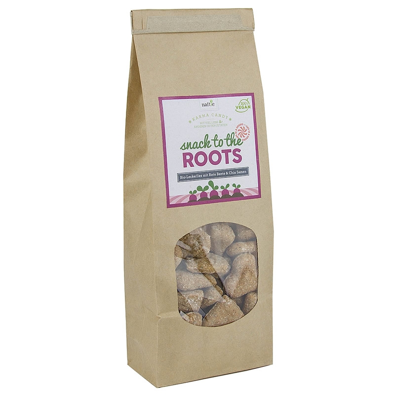 naftie Snack to the Roots 200g