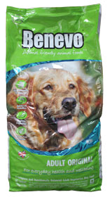 Benevo Vegan Dog Food 15kg