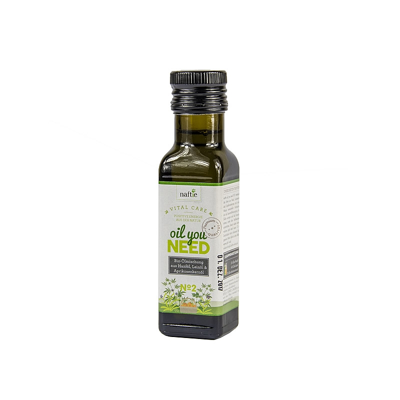 naftie Oil You Need Bio-Ölmischung No2 100ml