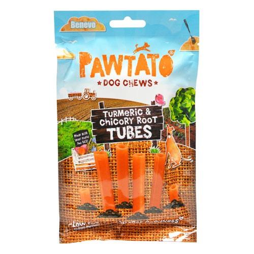 Benevo Pawtato Tubes Turmeric & Chicory 90g