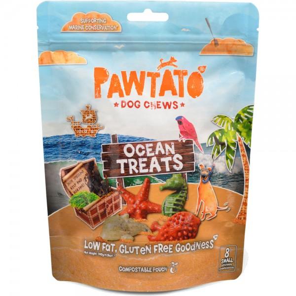 Benevo Pawtato Ocean Treats SMALL 140g