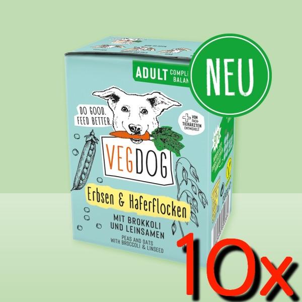 VEGDOG ADULT Tetra Pak 10 x 200g