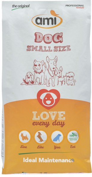 Ami Dog Ideal Maintenance SMALL SIZE 4kg