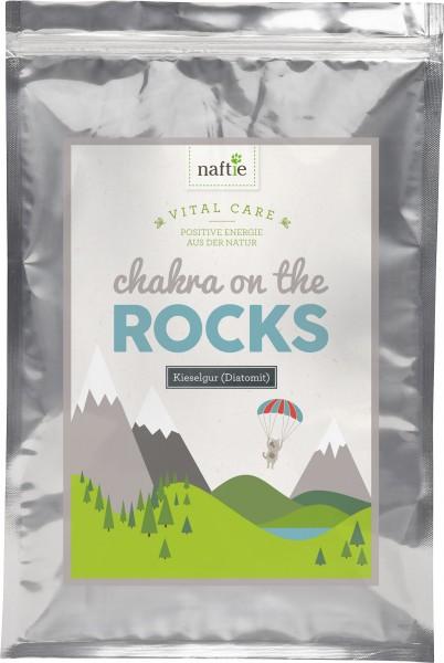 naftie Chakra on the Rocks Kieselgur 500g