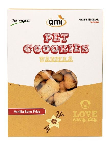 Ami Pet Coookies Vanilla 400g