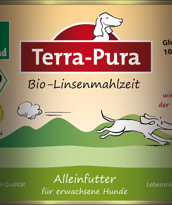 Terra Pura Bio-Linsenmahlzeit 750g