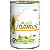Fitness3 Trainer Adult Medium & Maxi Vegetal 400g