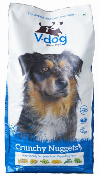 V-Dog Crunchy Nuggets 15kg