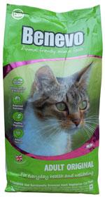 Benevo Vegan Cat Food 2kg