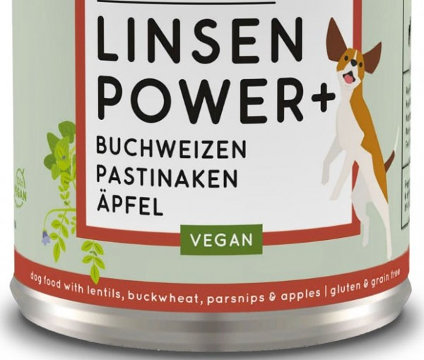 naftie Linsen Power+ 800g