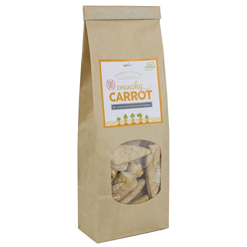 naftie Crunchy Carrot 200g