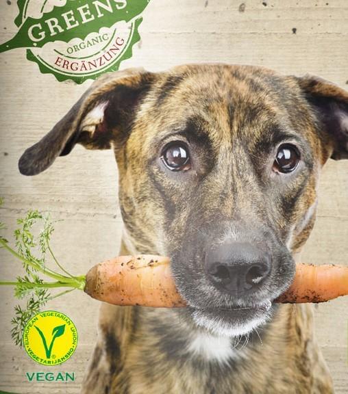 Dog's Love Greens 6x400g