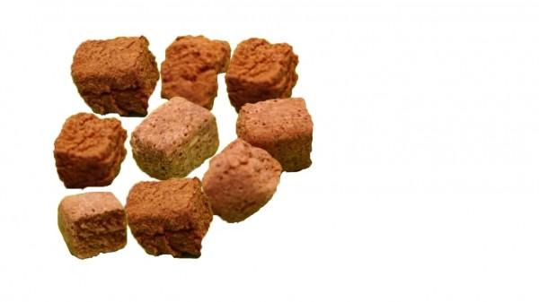 Pfeuffers Vegetarische Ofenwürfel Probe 80g