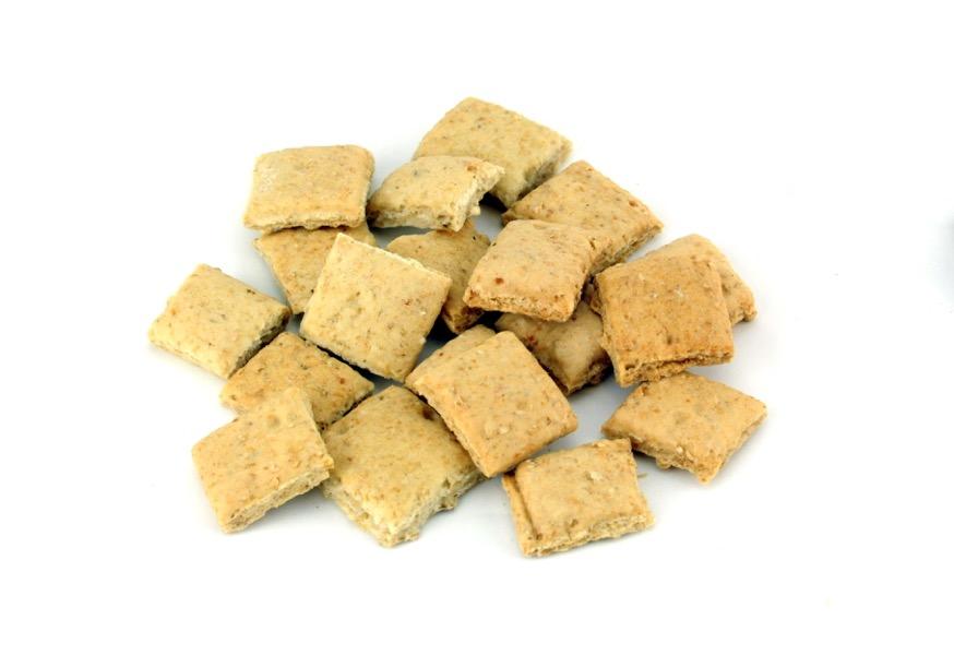 Malin's Wolf Veggie Snack mit Kokosöl 100g