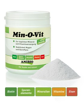Anibio Min-O-Vit 160g