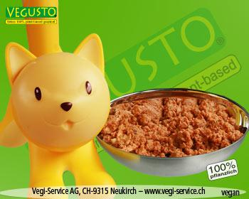 Vegusto Cat Red 4x100g