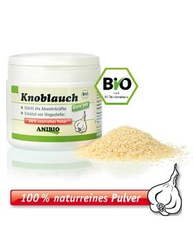 Anibio Knoblauch - Pulver 350g