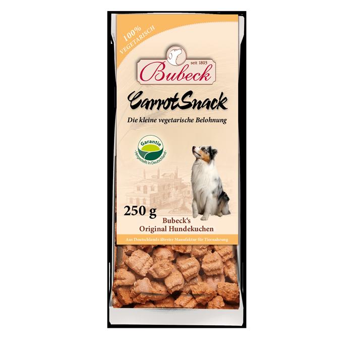 Bubeck CarrotSnack 250g