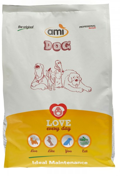 Ami Dog Ideal Maintenance 3 kg