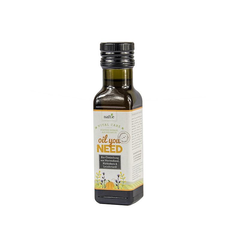 naftie Oil You Need Bio-Ölmischung No1 100ml