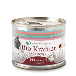 Herrmann's Bio-Kräuter für Hunde 75g