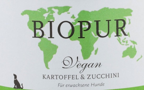 Biopur Kartoffeln & Zucchini 400g