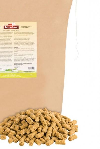 Terra-Pura Vegani Nr.1 für Hunde 5kg (kaltgepresst)