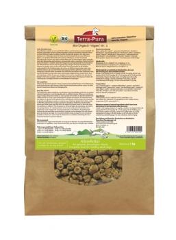 Terra-Pura Bio Vegani Nr.1 für Hunde 1kg (kaltgepresst)