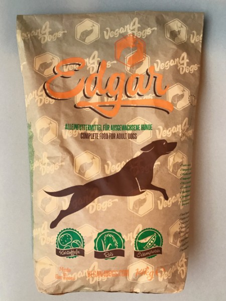 """Edgar"" Hundenahrung 14kg Big Bag"