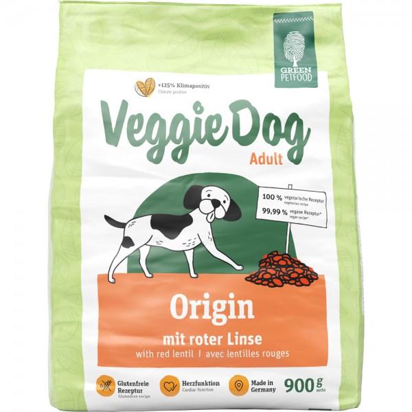 Green Petfood VeggieDog Origin 900g