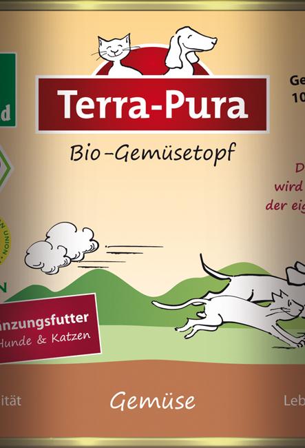 Terra Pura Gemüsetopf 380g
