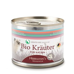 Herrmann's Bio-Kräuter für Katzen 75g