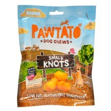 Benevo Pawtato Knots Small 150g