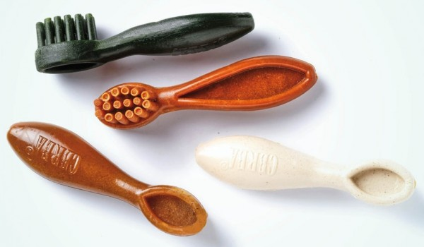 "Cerea Veganer Kausnack ""Zahnbürste"" mittel (ca.15cm) 1 Stk."