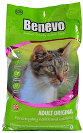 Benevo Vegan Cat Food 10kg