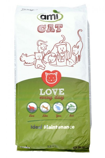 Ami Cat Ideal Maintenance 7,5 kg