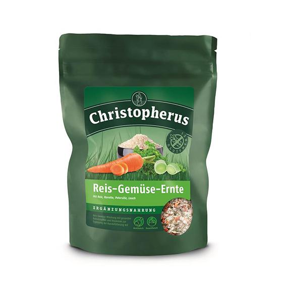 Christopherus Reis-Gemüse-Ernte 400g