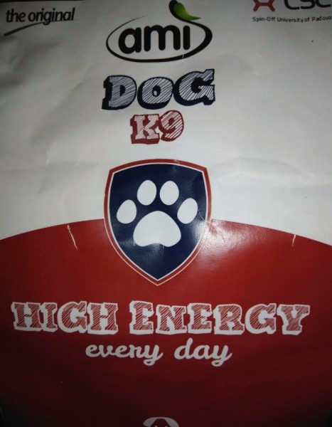 Ami Dog High Energy 10kg