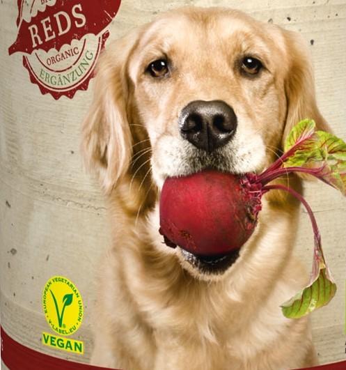 Dog's Love Reds 400g